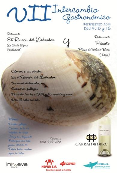 Cartel VII Intercambio Gastronómico
