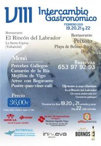 Cartel 8 Intercambio Gastronómicoprensa.cdr