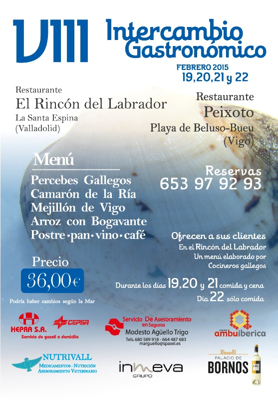Galicia no falta a su cita gastronómica