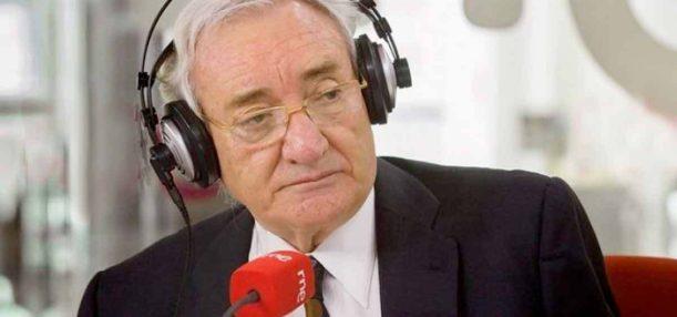 El maestro de la radio española, Luis del Olmo, recibe el Caracol de Honor