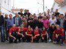 El Real Valladolid coge fuerzas en nuestro restaurante